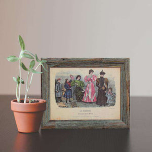 La Stagione - Framed Art Print