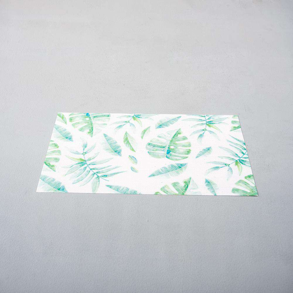 The Palms Vinyl Placemats - Set of 6