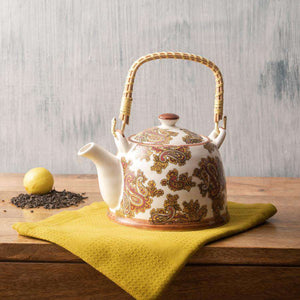 Paisley - Ceramic Tea Kettle