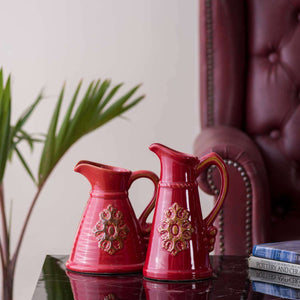 'Chalet' Decorative Jug - Small