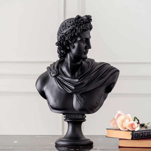 Man Bust Sculpture