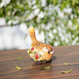 Adorable Bird Figurine
