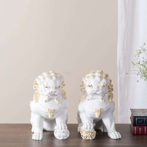 Chinese Guardian Lions - Foo Dogs