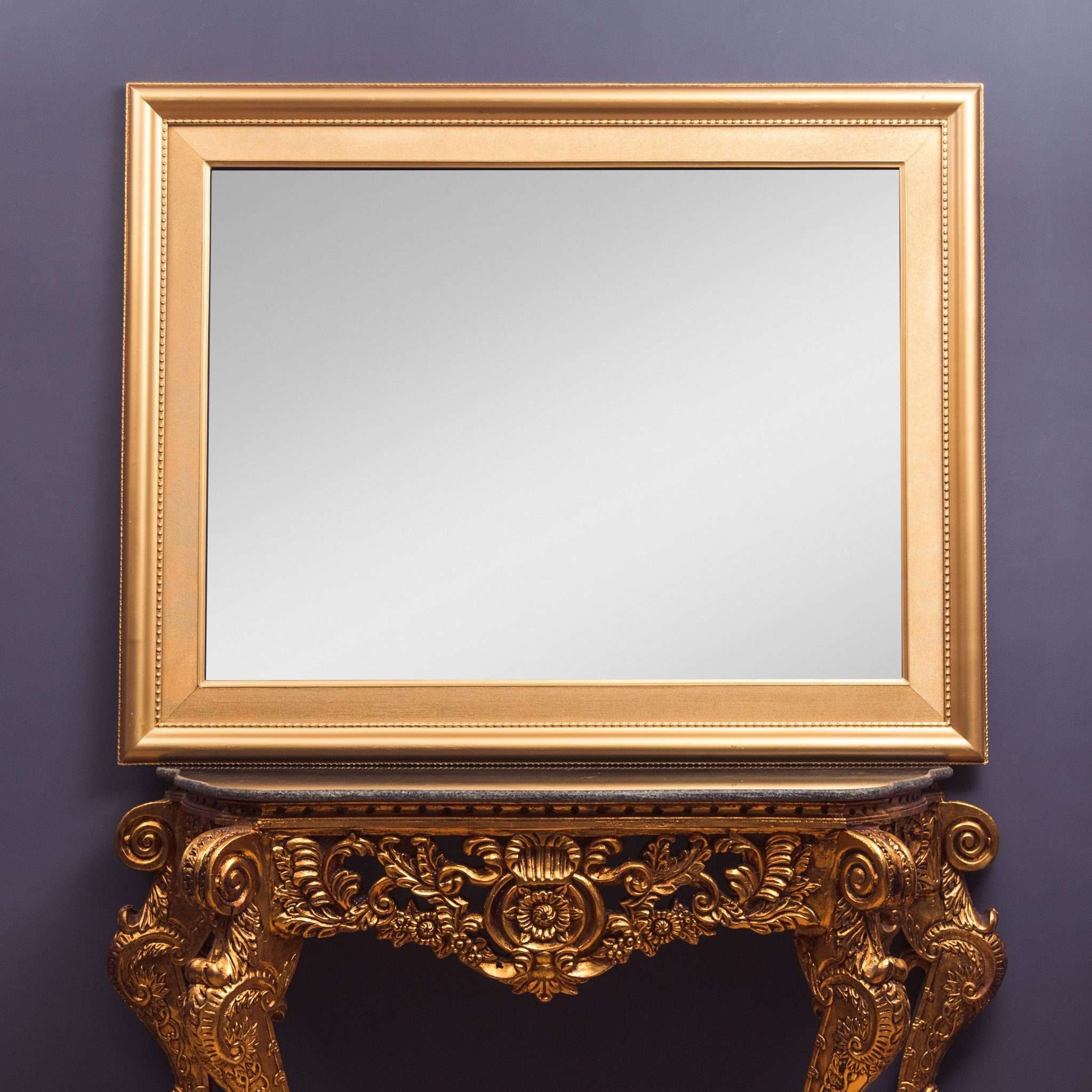 Wall mirror decor buy online decorative wall mirror in india victorian ornate hand carved gold mirror amipublicfo Gallery