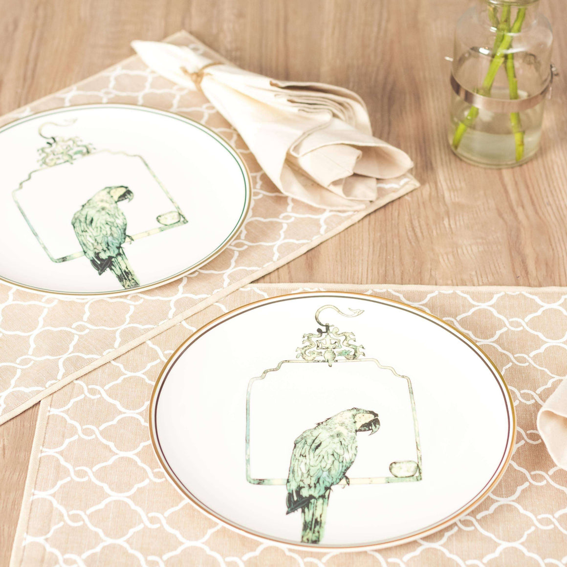 Salvation - Bone China + Porcelain Dinner Plate (Single) - 10""