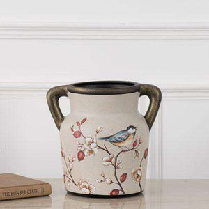 'Reverie' Pastel Decorative Vase