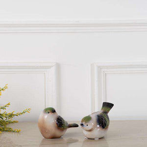 Bird Figurines Set of 2
