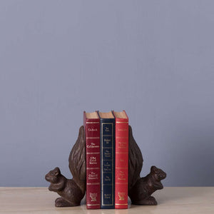 The Squirrel - Cast Iron Bookend