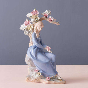 Morning Song - Fine Porcelain Figurine