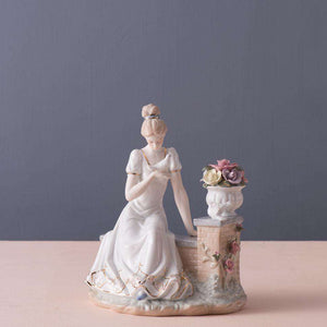 The Parapet - Fine Porcelain Figurine