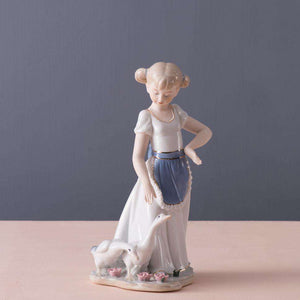Adorable Innocence - Fine Porcelain Figurine