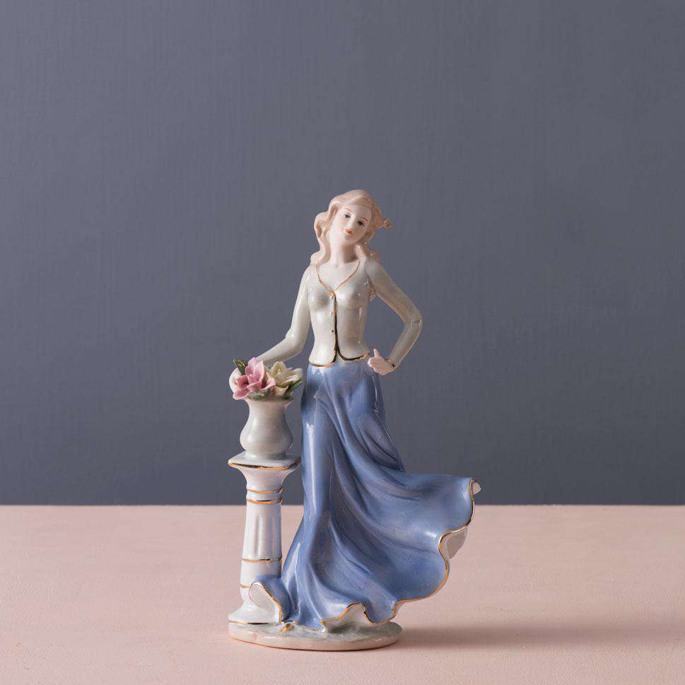 Refinement - Fine Porcelain Figurine