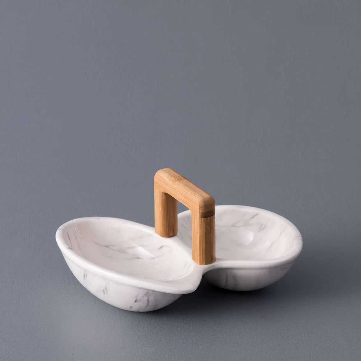 Marbleised Snack Bowl