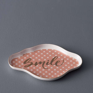 'Smile' Cloud Shaped Ring Dish