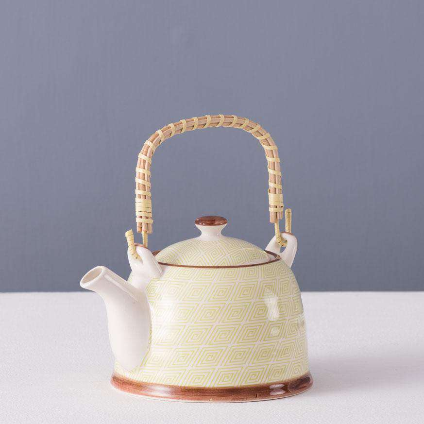 Canary - Ceramic Tea Kettle
