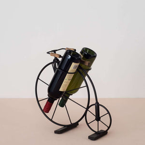 The Bicycle - 2-Bottle Wine Holder