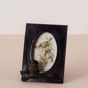 Dainty Owl Photo Frame
