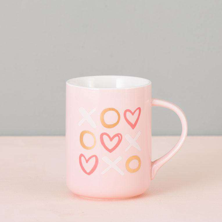 Tic Tac Toe Love Mug
