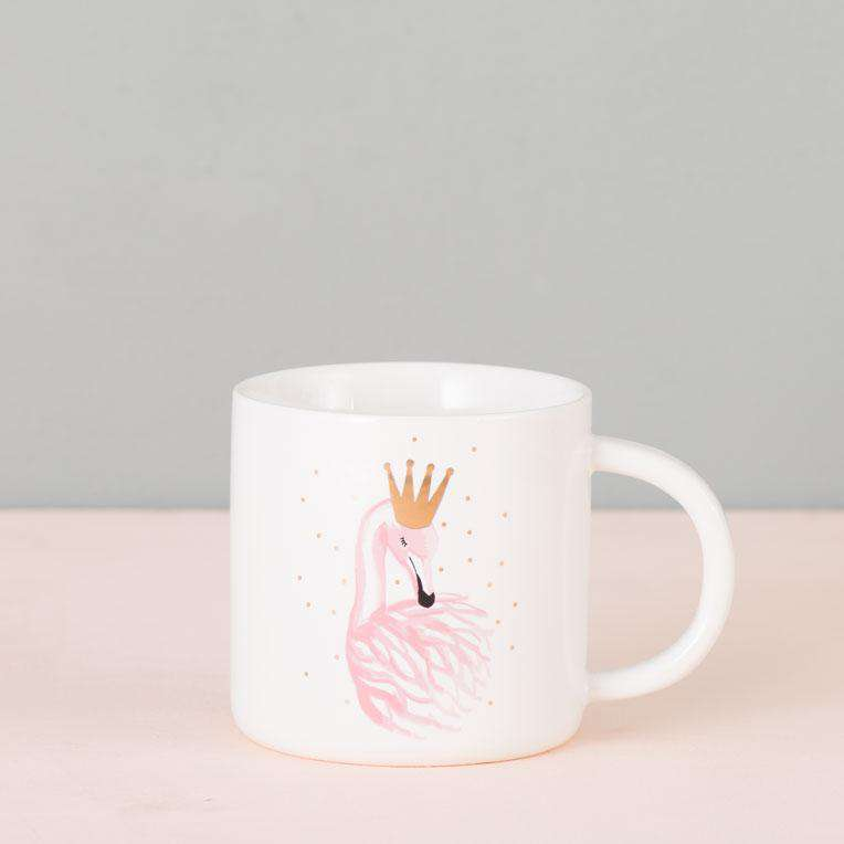 Queen - Whimsical Flamingo Mug