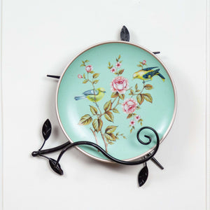 Tuscan Wall Plate w/ Holder