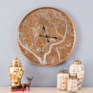 'Tree of Life' Oversized Wall Clock