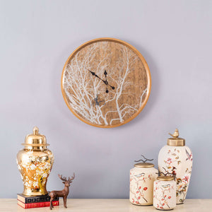 'Tree of Life' Wall Clock