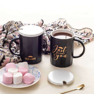Our Love - Set of 2 Mugs