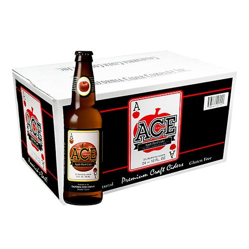 ACE APPLE (24 BOTTLE CARTON)