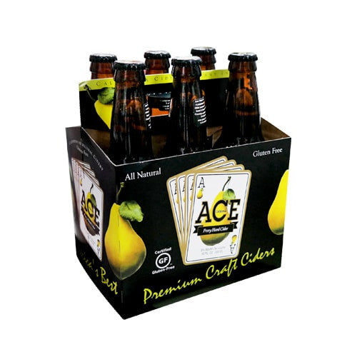 ACE PEAR (355ml x 6 BOTTLE PACK) | Craft Beer | NOX EXPRESS