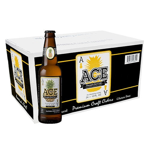 ACE PINEAPPLE (24 BOTTLE CARTON)