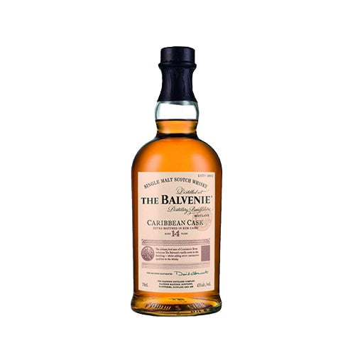 BALVENIE SINGLE BARREL 14 YEARS OLD CARRIBEAN CASK