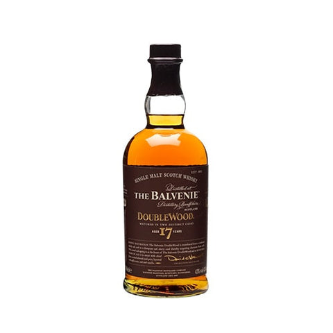 BALVENIE 17 YEARS OLD PEATED CASK 700ml