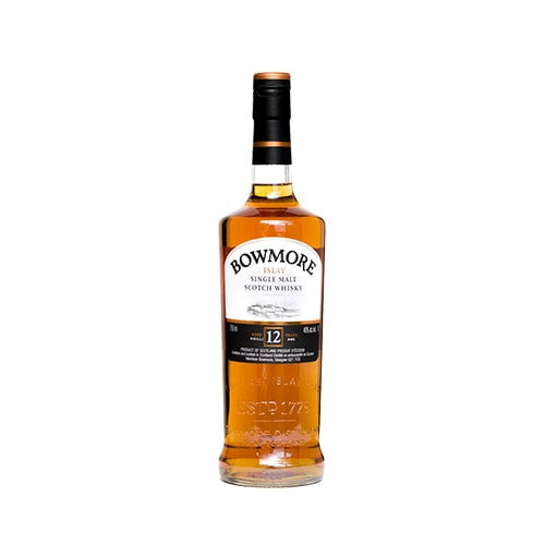 BOWMORE 12 YEARS OLD SINGLE MALT