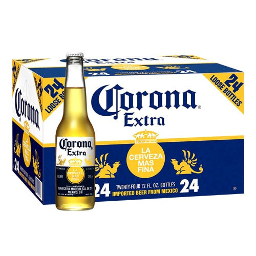 CORONA EXTRA (335ml x 24 BOTTLE CARTON) | Beer | NOX EXPRESS