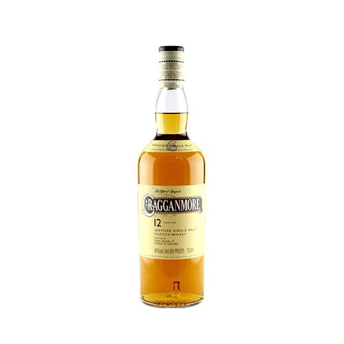 CRAGGANMORE 12 YEARS OLD SINGLE MALT