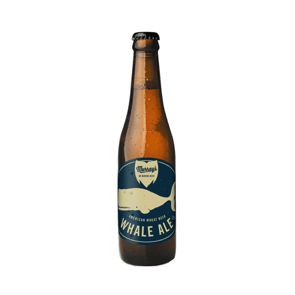 MURRAYS WHALE ALE (6 BOTTLE PACK)
