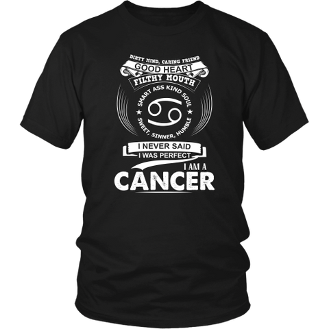 Cancer Unisex T-shirt (Design 3)