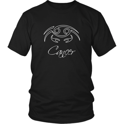 Cancer Unisex T-shirt (Design 5)