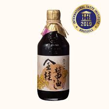 DYB Artisan Golden Naturally Brewed Soy Sauce / No Sugar Added 豆油伯金桂釀造醬油/無添加糖500ml
