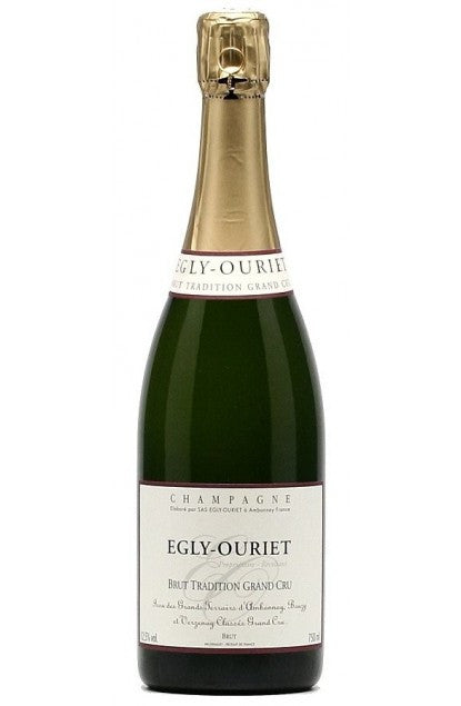 EGLY-OURIET TRADITION GRAND CRU BRUT CHAMPAGNE 2002