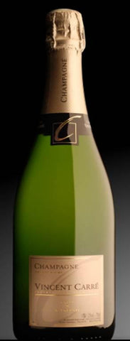 Champagne Vincent Carre-Brut Traditional NV-Premier Cru 文森•卡瑞傳統配方干香檳塔利派一級產區