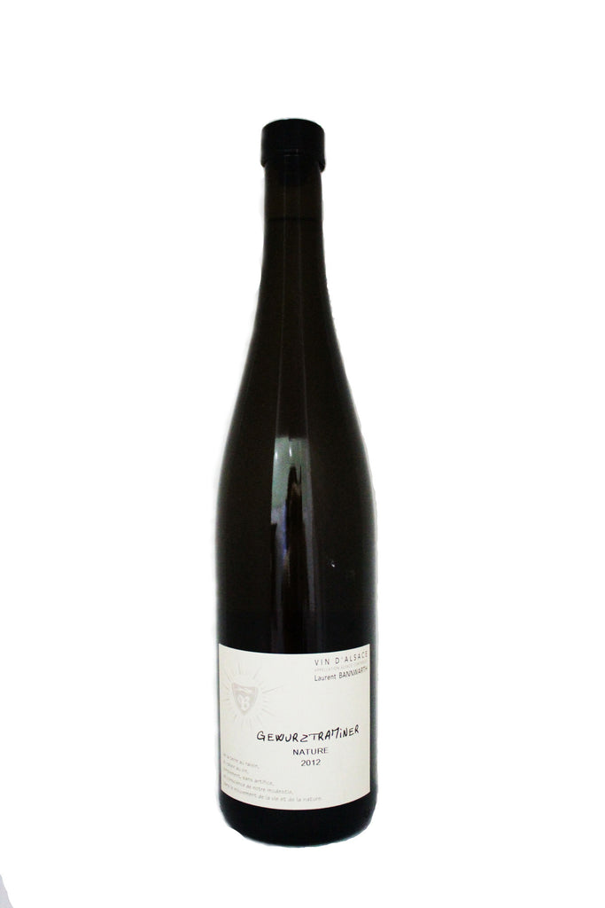 Laurent BANNWARTH Gewurztraminer 2012 - Nature