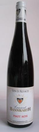 Laurent Bannwarth Pinot Noir 2013