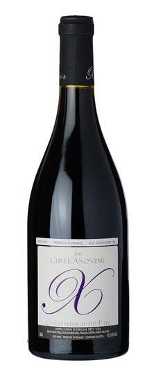Xavier Chateauneuf Du Pape Cuvee Anonyme 2012
