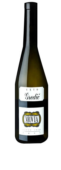 Movia Vinogradi Gredic - F.Tokaj 莫飛雅托卡兒 2012