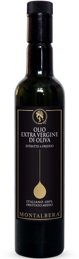 Montalbera Extra Virgin Olive Oil 0.5L