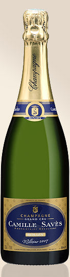 Champagne Camille SAVES Brut Milesime 2009 - Grand Cru 75cl
