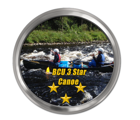 BCU 3 Star Open Canoe Training and Assessment - Safe paddling on Lakes and Rivers - LNC Activities and Training Ltd