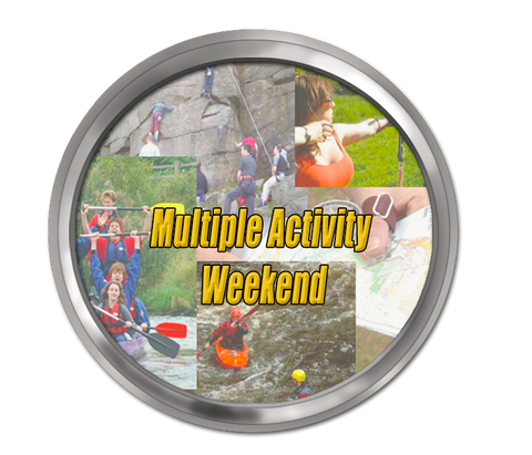 Camping Multiple activity Weekend 26th to 29th August 2016 - LNC Activities and Training Ltd