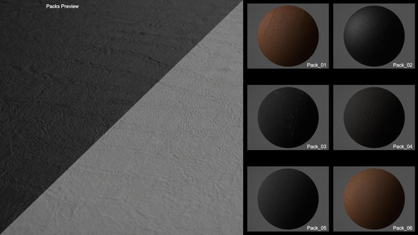 Seamless bundle leather #09 - Texturing.xyz
